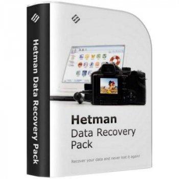 Системная утилита Hetman Software Hetman Data Recovery Pack Домашняя версия (UA-HDRP2.2-HE)