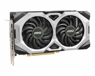 Відеокарта GF RTX 2060 Super 8GB GDDR6 Ventus GP MSI OC (GeForce RTX 2060 SUPER VENTUS GP OC)