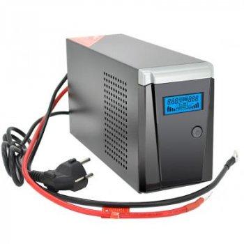 Джерело безперебійного живлення Ritar RTSW-500 LCD (300Вт),12V (RTSW-500 LCD)