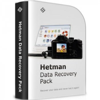 Системная утилита Hetman Software Data Recovery Pack Коммерческая версия (UA-HDRP2.2-CE)
