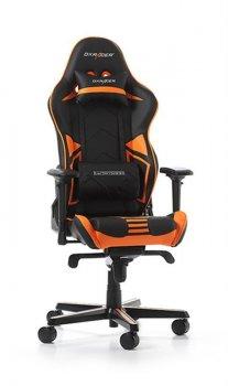 Крісло для геймерів DXRacer Racing OH/RV131/NО Black/Orange