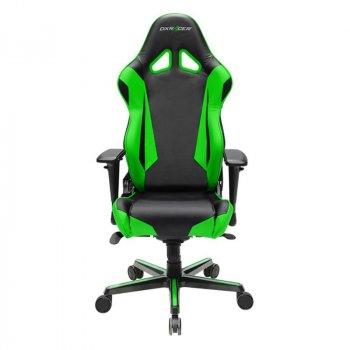 Крісло для геймерів DXRacer Racing OH/RV001/NE Black/Green