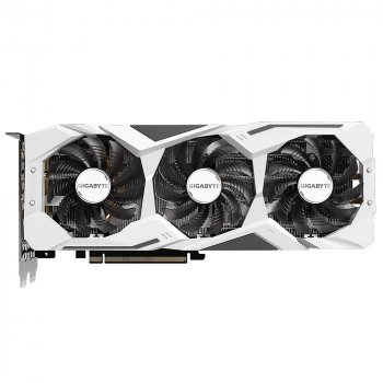 Відеокарта GF RTX 2060 Super 8GB GDDR6 3X White Gaming OC Gigabyte (GV-N206SGAMINGOC WHITE-8GD)