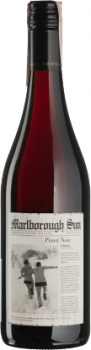 Вино Marlborough Sun Pinot Noir красное сухое 0.75 л 13.5% (9418076001400)