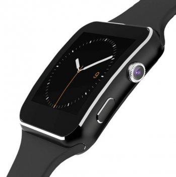 Розумні годинник Smart X6 UWatch Nano Black
