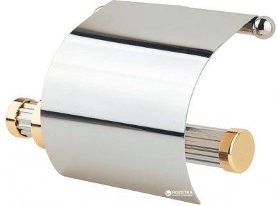 Тримач для туалетного паперу KUGU Maximus 611C&G