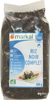 Рис Markal длиннозерный черный тайский органический 500 г (3329485551201)