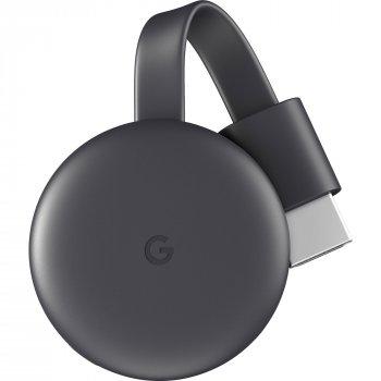 Smart-stick медиаплеер Google Chromecast 3rd generation GA00439-US