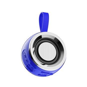 Портативна Bluetooth колонка Borofone BR2 (microSD, USB, FM, HF 2.0) Синій 82212bl