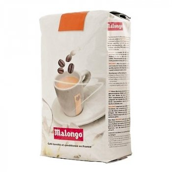 Кофе в зернах Malongo Pur Colombie 1 кг