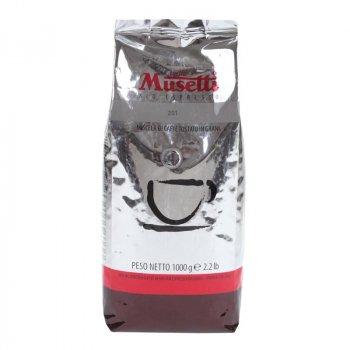 Кава в зернах Musetti 201 1 кг