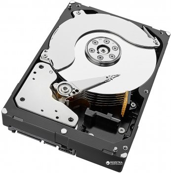 Жорсткий диск Seagate BarraCuda HDD 4TB 5400rpm 256MB ST4000DM004 3.5 SATA III