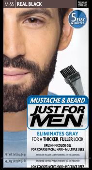 Краска для бороды и усов JUST FOR MEN 28 мл.