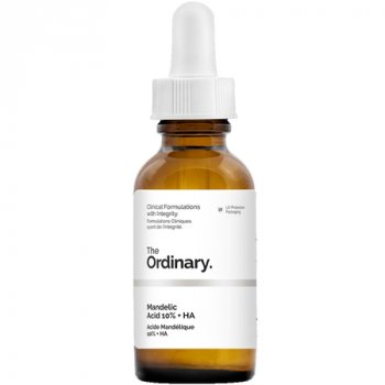 Сыворотка с миндальной кислотой 10% The Ordinary Mandelic Acid 10% + HA 30ml