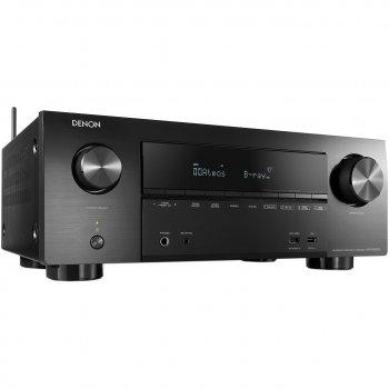 Комплект домашнего кинотеатра Denon AVR-X2600H + 5.0 DALI Opticon 6/2/Vokal