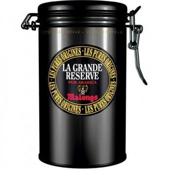 Кофе молотый Malongo La Grande Reserve 250 г 250 г