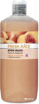 Крем-мило Fresh Juice Peach&Magnolia 1000 мл (4823015935763)