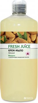 Крем-мыло Fresh Juice Almond 1000 мл (4823015935794)