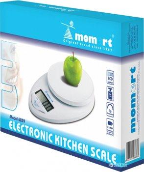 Весы кухонные MOMERT 6839 (5997307568393)