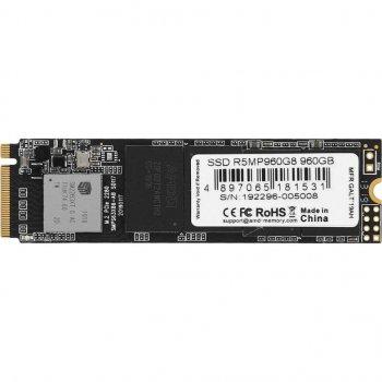 Накопичувач SSD M. 2 2280 960GB AMD (R5MP960G8)