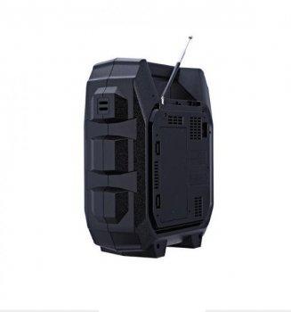Радіо портативна колонка блютуз колонка MP3 плеєр Golon RX-688 BT