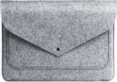 "Чохол для ноутбука Gmakin для MacBook Pro 13"" Grey (GM07-13New)"