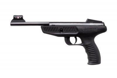 Пистолет пневматический MAGTECH 350 4.5 synthetic blue Magtech