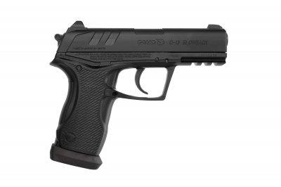 Пистолет пневматический Gamo C-15 Blowback BB'S Gamo Черный