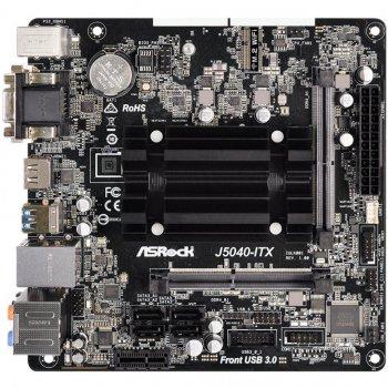 Материнская плата ASRock J5040-ITX