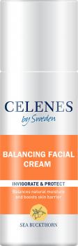 Крем для лица Celenes с облепихой для жирной и комбинированной кожи 50 мл (7350104248079)