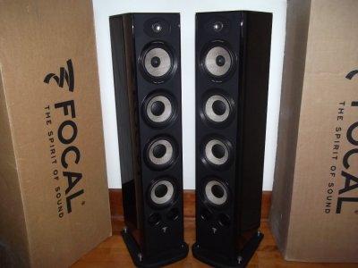 Напольная акустика Focal Aria 936 Noyer