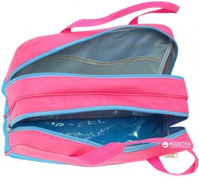 Сумка Traum 30 х 20 х 15 см Розовая с голубым (7065-08)