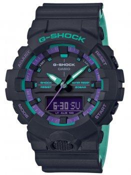 Годинник Casio GA-800BL-1AER G-Shock 46mm 20ATM