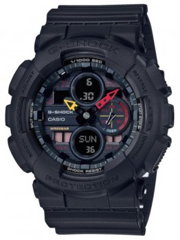Годинник Casio GA-140BMC-1AER G-Shock 51mm 20ATM