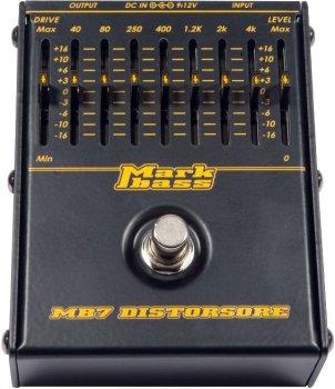 Педаль эффектов MarkBass MB7 Distorsore (169904883)