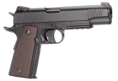 Пневматичний пістолет KWC Colt 1911 KM40DHN Кольт газобалонний CO2 129 м/с