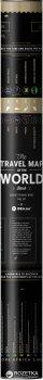 Скретч-карта світу 1DEA.me Travel Map Black World (BW)