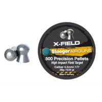 Пульки Stoeger X-Hunter Point 4.5мм/177 0.56g (500шт.) (92144500005S)