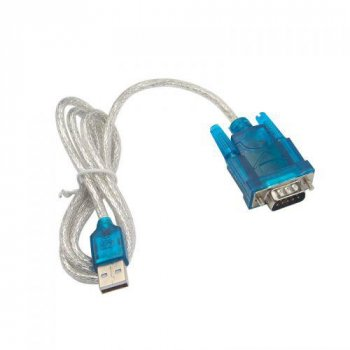 Кабель UKC адаптер переходник USB RS232 DB9 COM 10 шт