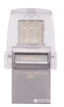 Kingston DataTraveler microDuo 3C 128GB (DTDUO3C/128GB)