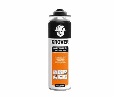 Очищувач синтетичний GROVER FOAM CLEANER від поліуретанової піни 500мл