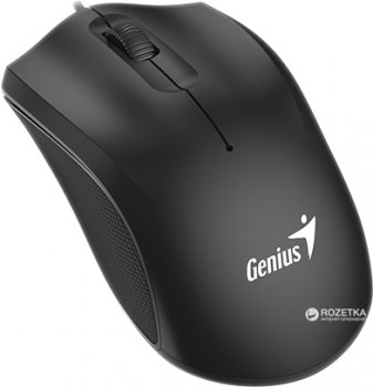 Миша Genius DX-170 USB Black (31010238100)