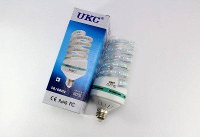 Лампочка LED LAMP E27 24W Спиральная 4026 UKC