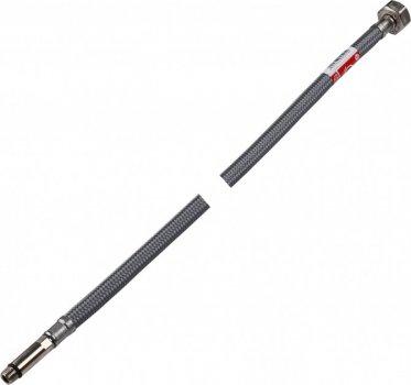 """Шланг Tucai для змішувача 0.8 м, 1/2""""хМ10-L37 довга голка (антикорозія)"""