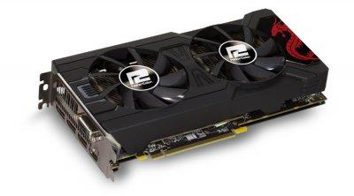 Відеокарта AMD Radeon RX 570 8GB GDDR5 Red Dragon PowerColor (AXRX 570 8GBD5-3DHD/OC)