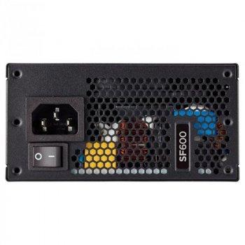Блок живлення Corsair SF600 (CP-9020182-EU) 600W