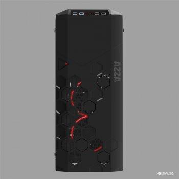 Корпус AZZA Storm 6000B Black