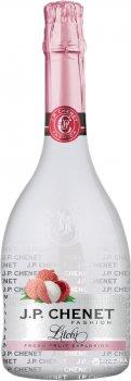 Вино ігристе J.P. Chenet Fashion Litchi біле напівсолодке 0.75 л 10% (3500610106194)