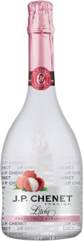 Вино игристое J.P. Chenet Fashion Litchi белое полусладкое 0.75 л 10% (3500610106194)