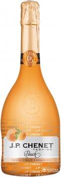 Вино ігристе J.P. Chenet Fashion Peche біле напівсолодке 0.75 л 10% (3500610057144)